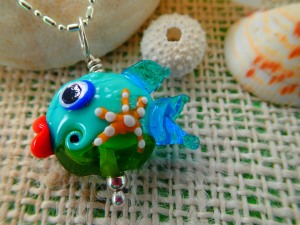 starfishy pendant