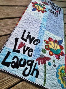 Live Love Laugh Table Runner