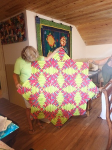 pineapple tree skirt class
